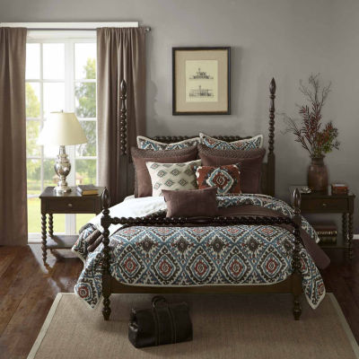 Madison Park Signature Sedona Jacquard Comforter Set