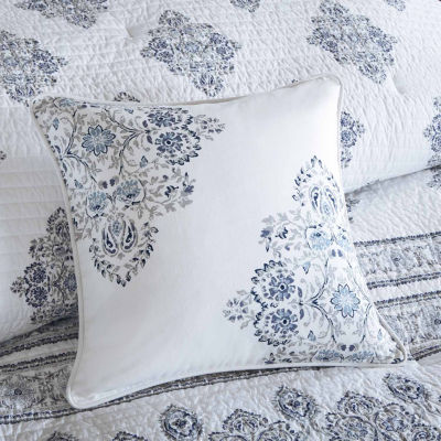 Harbor House Sanibel 6-pc. Damask + Scroll Comforter Set