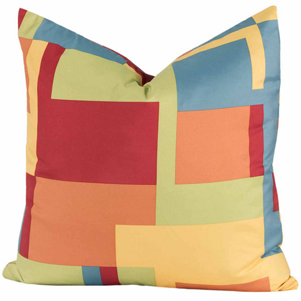 Crayola Paint Box Throw Pillow