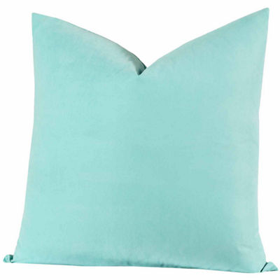 Crayola Robin'S Egg Blue Throw Pillow