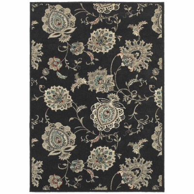 Covington Home Helena Jardin Rectangular Rugs