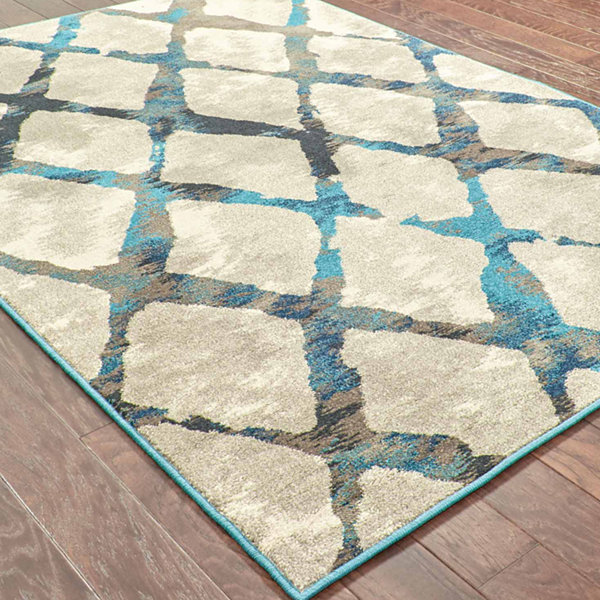 Covington Home Helena Stones Rectangular Rugs
