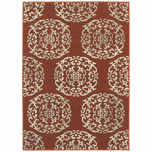 Covington Home Helena Medallions Rectangular Rugs