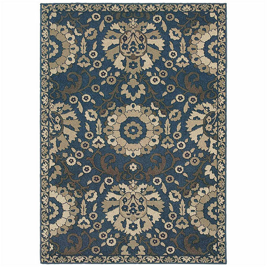 Covington Home Helena Dulce Rectangular Indoor Rugs