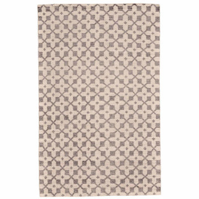 Feizy Parker Hand Knotted Rectangular Rugs