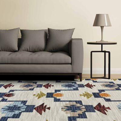 Feizy Muse Hand Tufted Rectangular Indoor Accent Rug