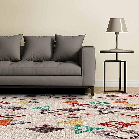 Weave And Wander Desiri Hand Tufted Rectangular Indoor Rugs