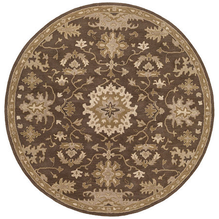 Decor 140 Gilgamesh Rectangular Rugs, One Size , Brown