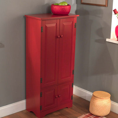 Tall Accent Cabinet