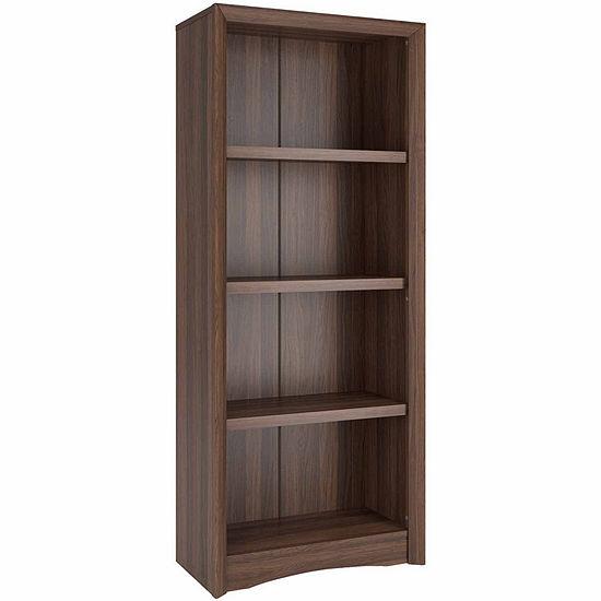 "Quadra 59"" Tall Adjustable Bookshelf"