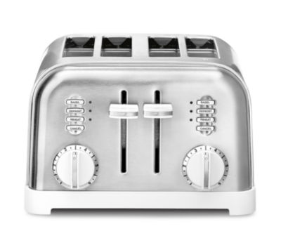 Cuisinart Cpt-180w Toaster