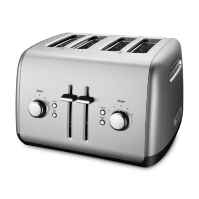 KitchenAid® 4-Slice Toaster with Manual High-Lift Lever  KMT4115