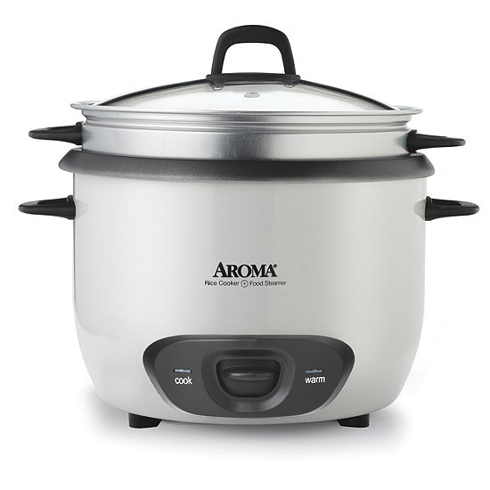 Aroma Arc-743-1ng Non-Stick Rice Cooker 6 cup