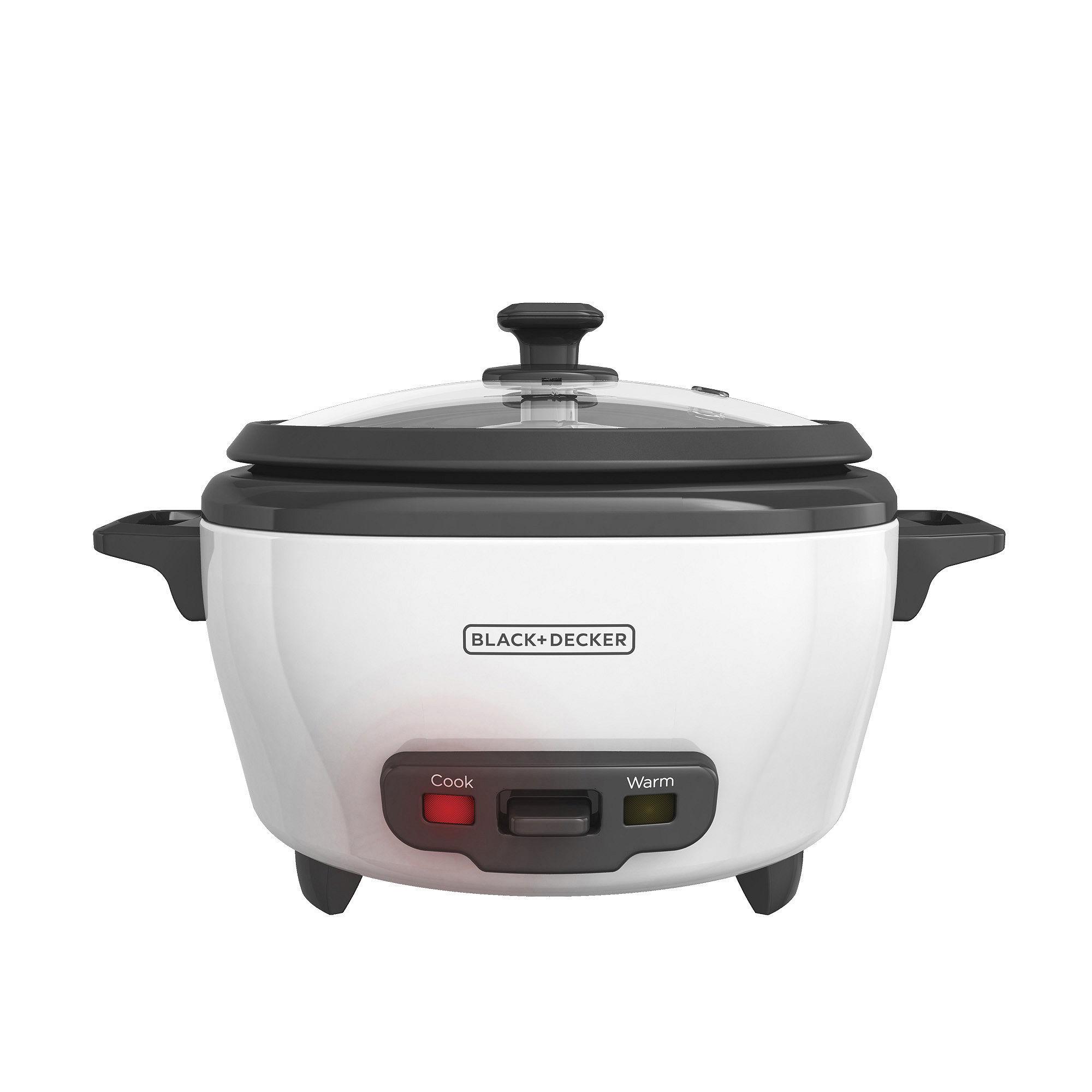 Black+Decker Rc506 Rice Cooker
