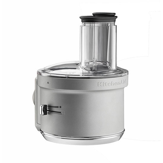 Kitchenaid Food Processor Attachment With Commercial Style Dicing Kit Ksm2fpa