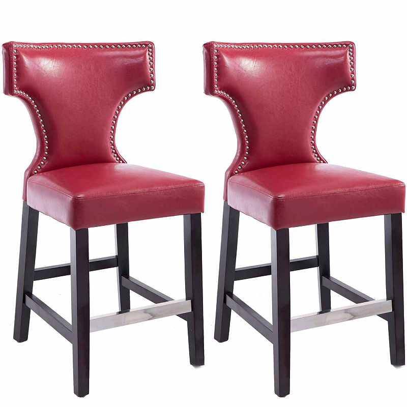 Corliving Kings (set of 2) Bar Stool   Item# 11678