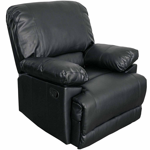 Lea Bonded Leather Recliner