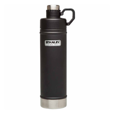 Stanley Classic 25oz. Vacuum Water Bottle in Stainless Steel