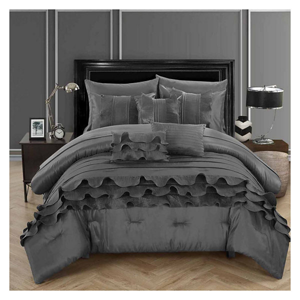 Chic Home Denver 10-pc. Midweight Comforter Set