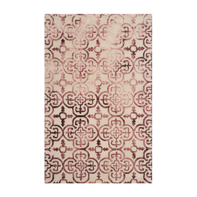 Safavieh Dip Dye Collection Danny Floral Area Rug