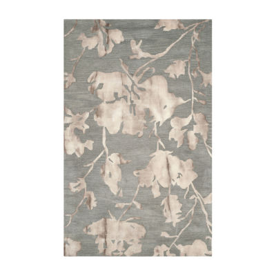 Safavieh Dip Dye Collection Jessie Floral Area Rug