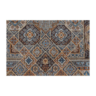 Tayse Phillip Traditional Oriental Area Rug