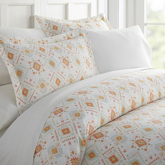 Casual Comfort Premium Ultra Soft Aztec Dreams Duvet Cover Set