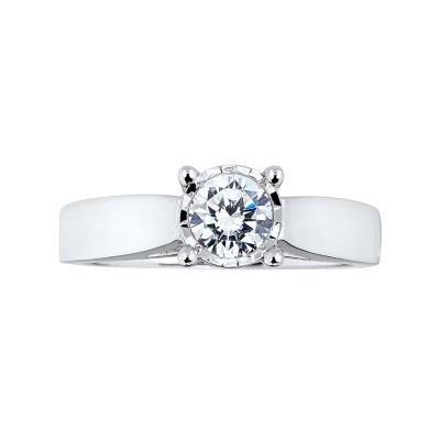 TruMiracle® 1 CT. T.W. Diamond Engagement Ring