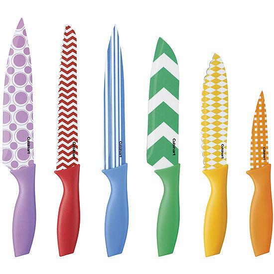 Cuisinart® Advantage™ 12-pc. Knife Set