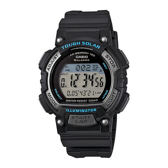 Casio Tough Solar Illuminator Womens Runner Sport Watch Stls300h 1a