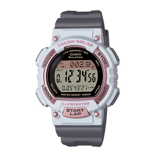 Casio Tough Solar Illuminator Womens Runner Sport Watch Stls300h 4a