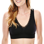 b6e9a51184fe7 Ambrielle Smoothing Solutions Wireless Bralette-141373