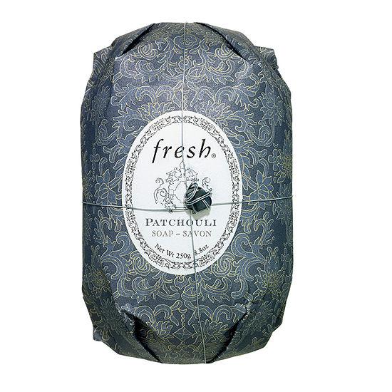Fresh Patchouli Oval Soap