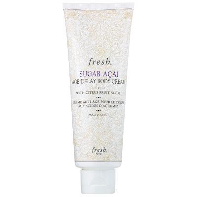 Fresh Sugar Acai Age-Delay Body Cream