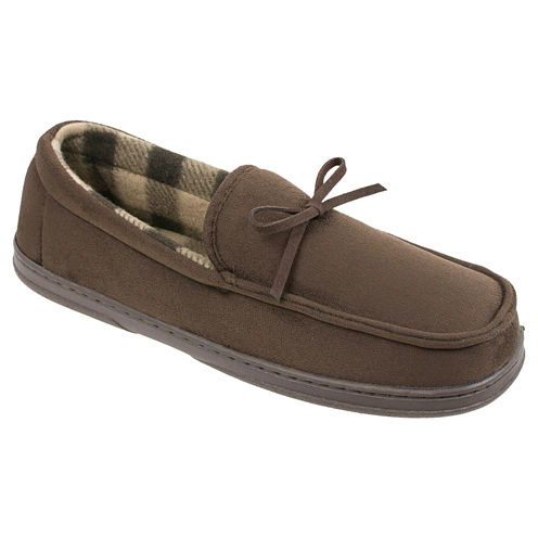 Stafford Moccasin Slippers