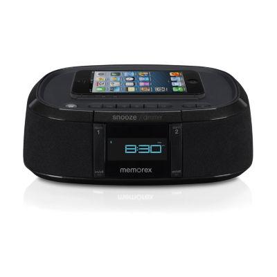 Memorex™ MW453 Bluetooth Alarm Clock Radio
