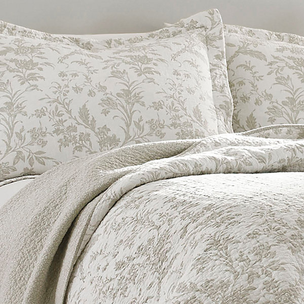 Laura ashley amberly quilt set jcpenney - Laura ashley online ...