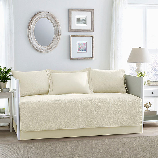 Laura Ashley Felicity 5-pc. Daybed Cover Set - JCPenney