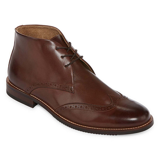 Stafford Mens Dix Dress Boots