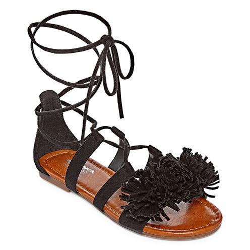 Arizona Georgia Womens Flat Sandals