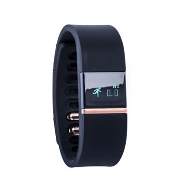 Ifitness Activity Smart Watch with Interchangeable Band - Rose/Black & Navy