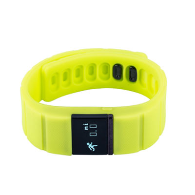 Ifitness Activity Smart Watch with Interchangeable Band - Black/Lime