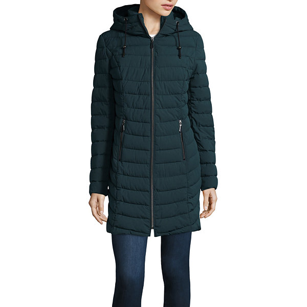 a.n.a Midweight Stretch Puffer Jacket