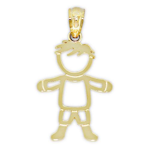 14K Gold Pendant
