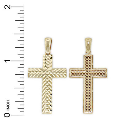 Religious Jewelry 14K Gold Pendant JCPenney