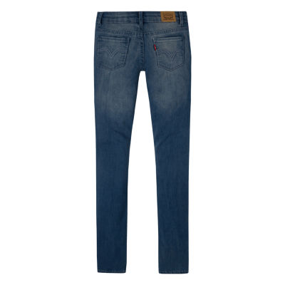 Levi's® 711™ Skinny Flat-Front Jeans - Girls 7-16