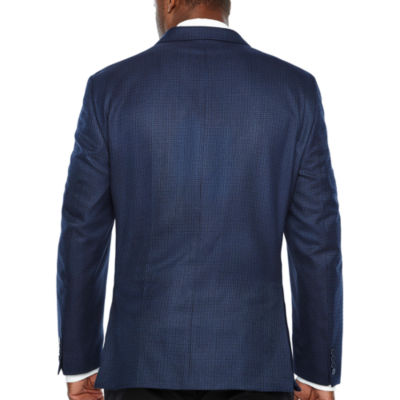 Collection by Michael Strahan  Classic Fit Woven Sport Coat - Big and Tall