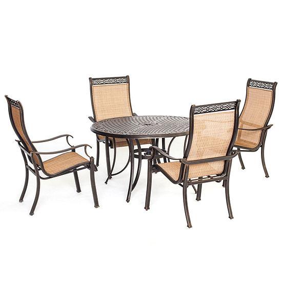 Hanover Manor 5-pc. Patio Dining Set