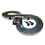 Sonic The Hedgehog All Stars Racing Transformed R/C Slot Car Set Race Set  Sonic And Shadow