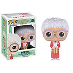 Funko Pop! Golden Girls Tv Collectors Set Featuring Sophia  Rose  Blanche And Dorothy